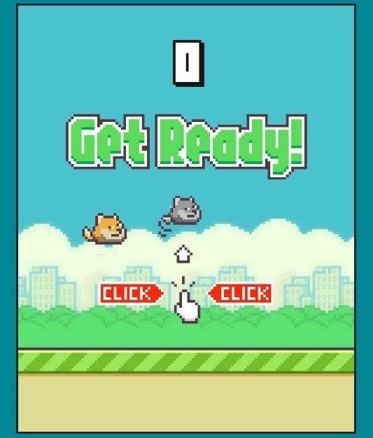 Keep Flapping Flappy Bird Clones Alternatives For Android - Flappy bird in real life