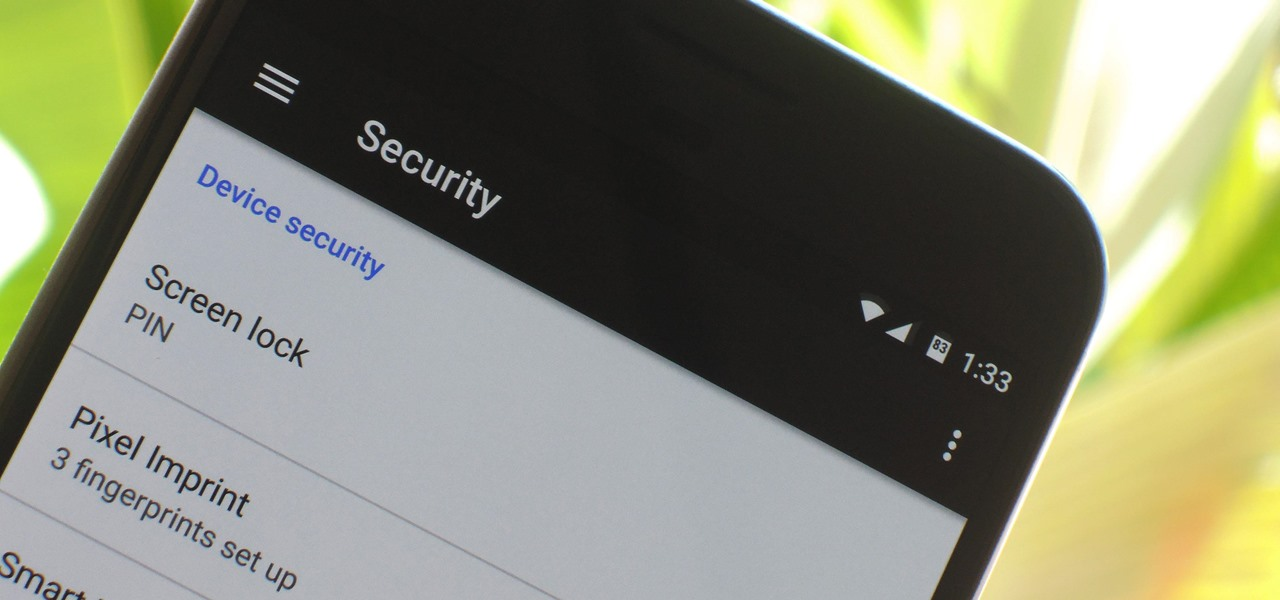 Lock Down Bluetooth, Force HTTPS & Adjust Other Options to Secure Your Android Device