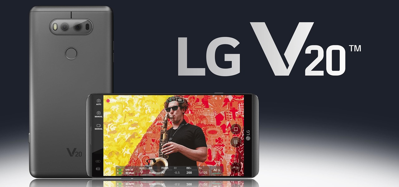 The New V20 May Take the LG Flagship Throne from the G Series