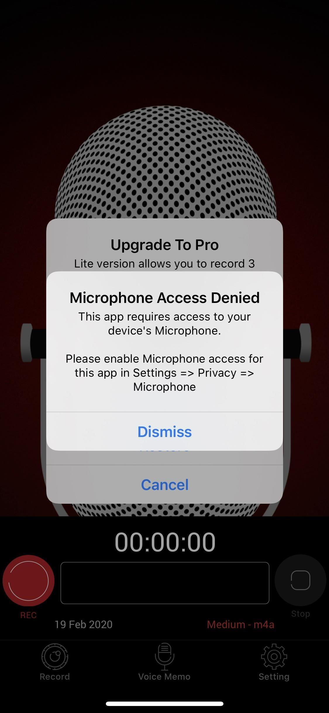 Prevent & Stop Apps from Using Your iPhone's Microphone & Enhance Your Privacy