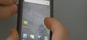 Install a custom ROM on a Motorola Droid Google Android smartphone