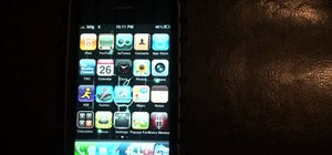 Get your iPhone 3G/3GS to play HD YouTube videos