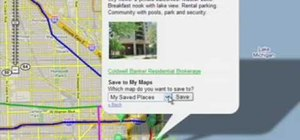 Add personalized content to Google Maps