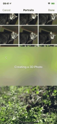 Add 3D photos & # 39; s to Facebook with portrait mode photos & # 39; s for moving, depth Filled images