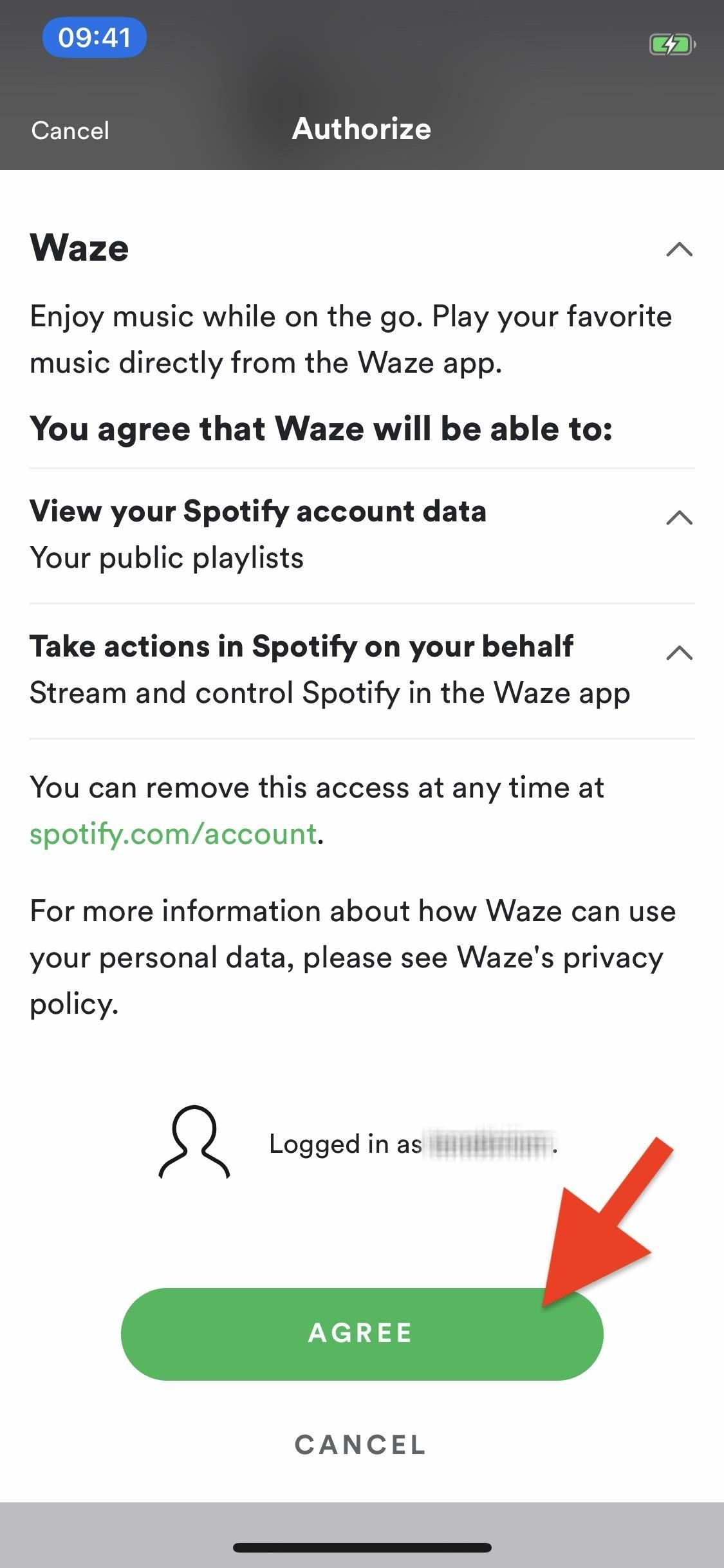 Get Spotify, Pandora and other App Controls in Waze to quit Switching between sounds and maps