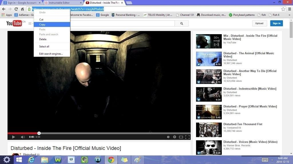 Download Songs from Youtube!!