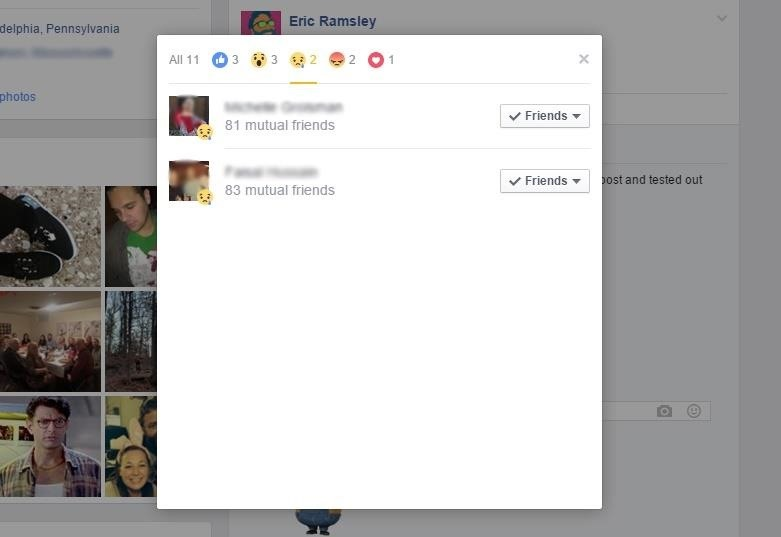 Facebook Reactions Are Live & Now You Can Die Happy