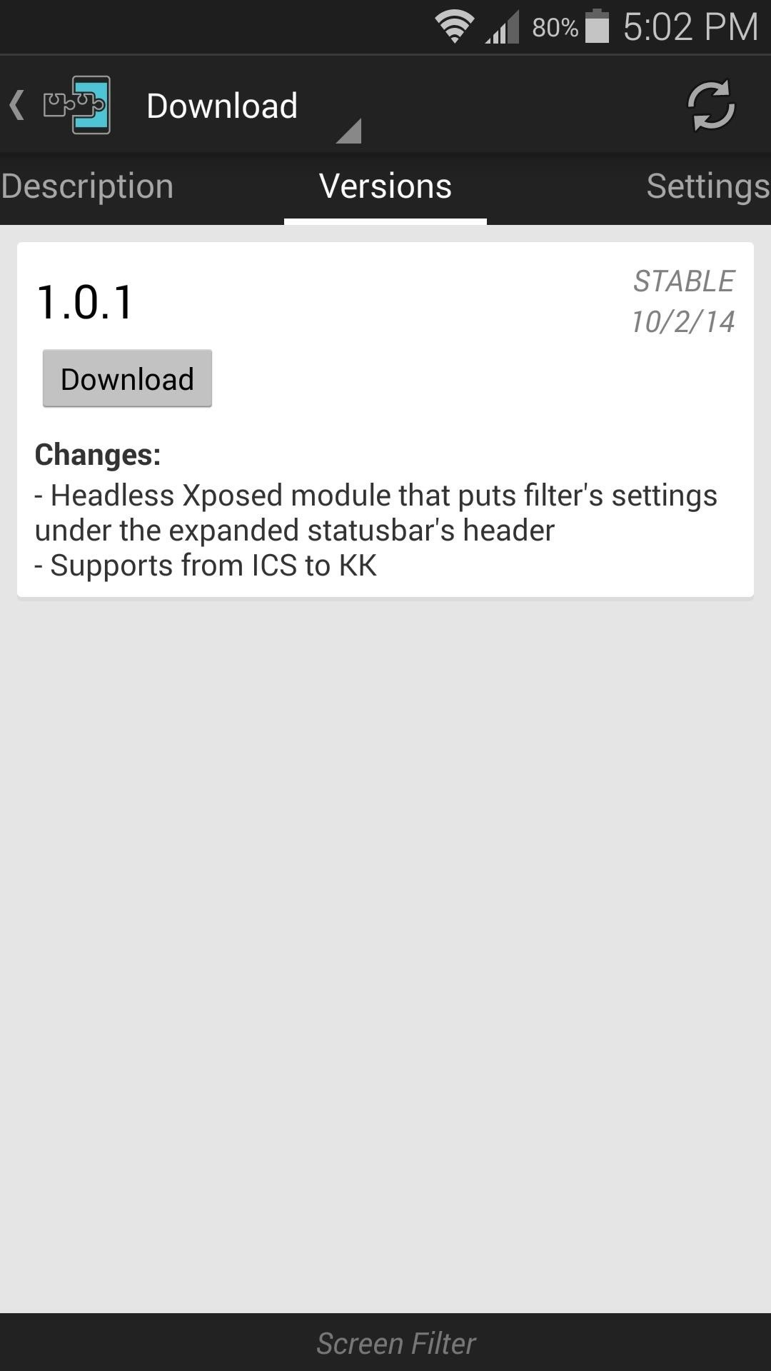 Eliminate Screen Flicker Lower Minimum Brightness On Android 2 Way Switch Flickering After A Few Seconds Androids Installer Interface Should Come Right Up So Tap Install The Next