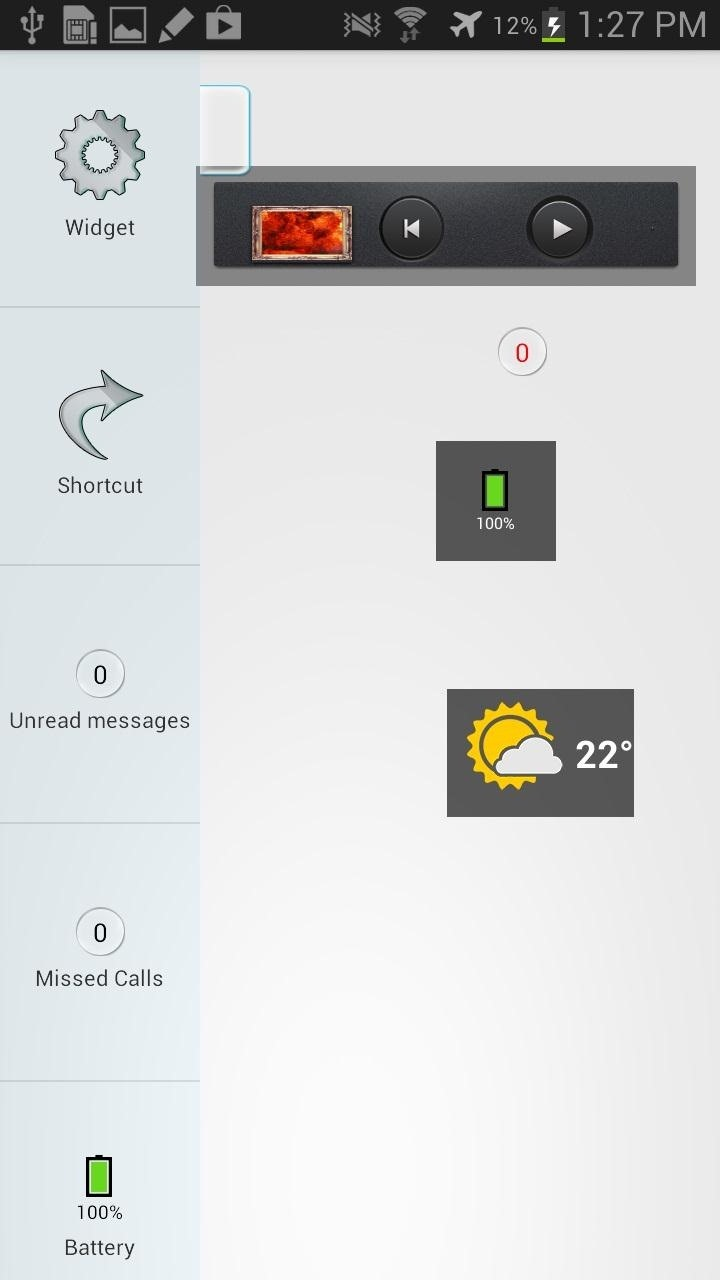 How to Float Any Widget Above an App on Your Samsung Galaxy Note 2