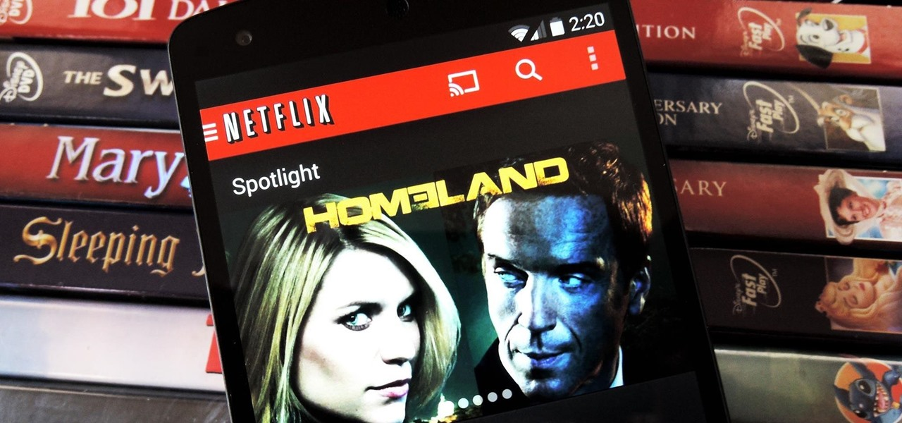 Fool Netflix into Letting You Watch All Region-Locked Videos on Your Nexus 5
