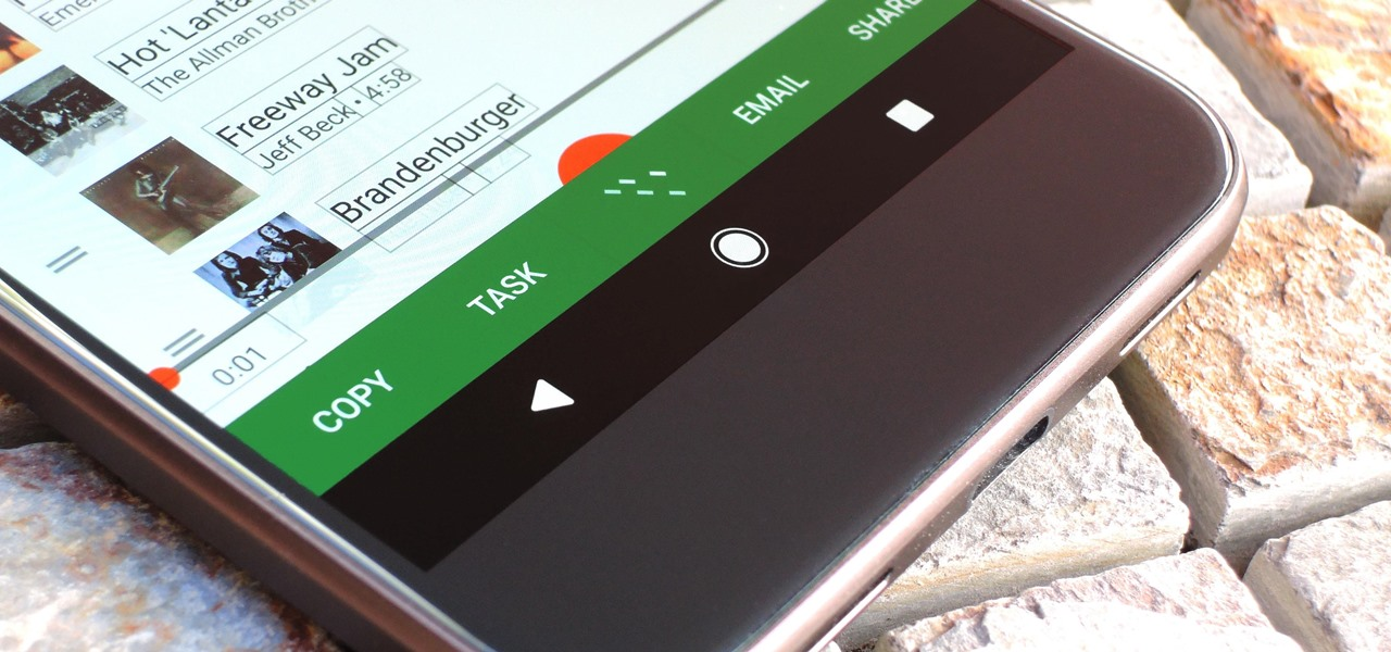 Copy Text from Any Screen on Android by Long-Pressing the Home Button