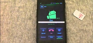 Use the Internet calling feature on an Android phone running Gingerbread