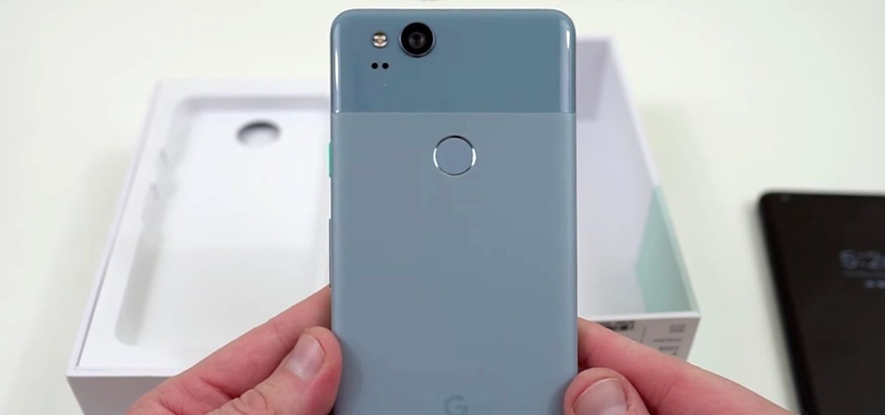'Kinda Blue' Pixel 2 Now Available on the Google Store