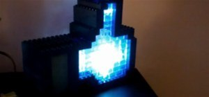 3D LEGO LikeLight Shows You Facebook Likes in Real Time
