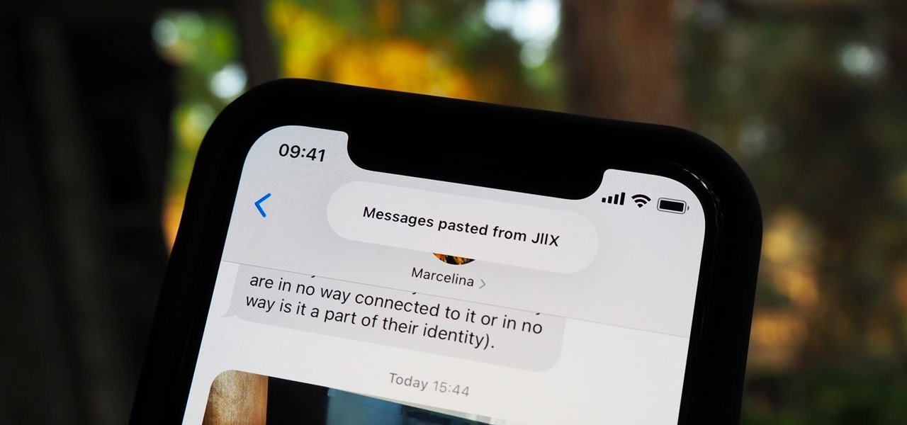 Secure Your iPhone's Clipboard So You Won't Accidentally Paste from Other Devices or Share Your Copied Content