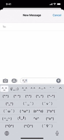 How to Unlock the Secret Emoticon Keyboard on Your iPhone