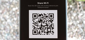 How to Scan QR Codes in Your Pixel's Camera App « Android