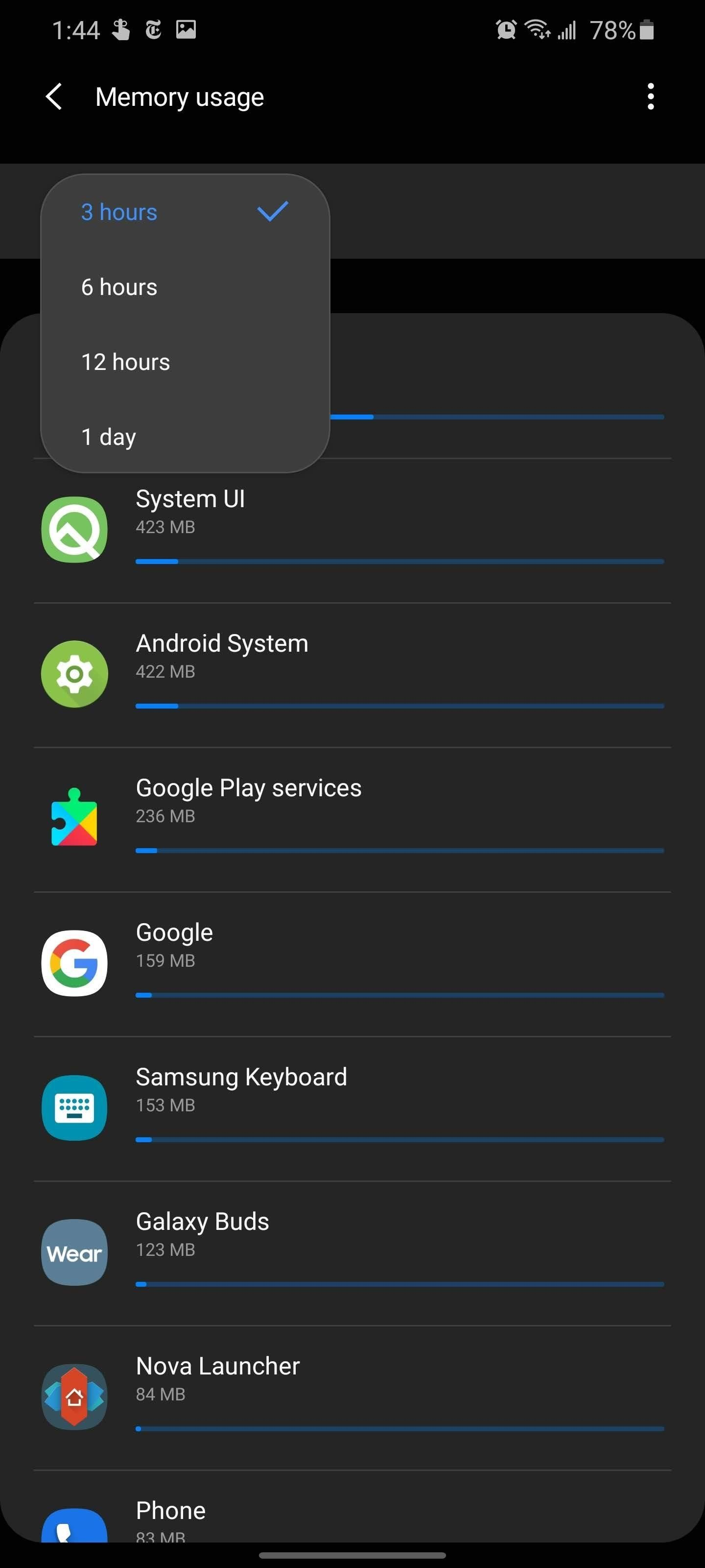 How to Find What's Eating Up Your RAM on Android