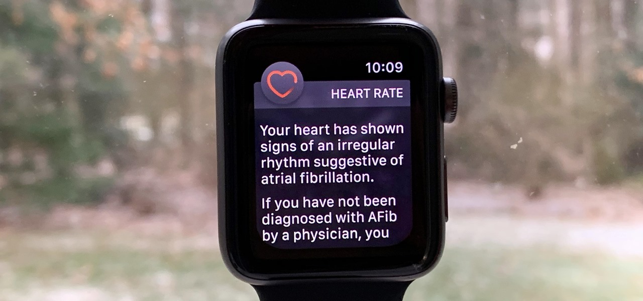 What the Irregular Heart Rhythm Notification Means on Your Apple Watch
