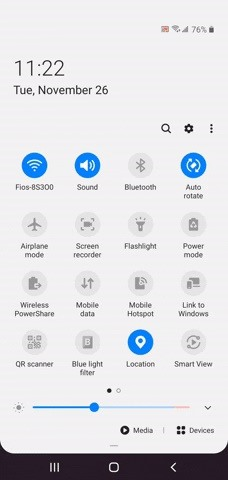 All new functions and changes in Samsung & # 39; s One UI 2 for Galaxy devices