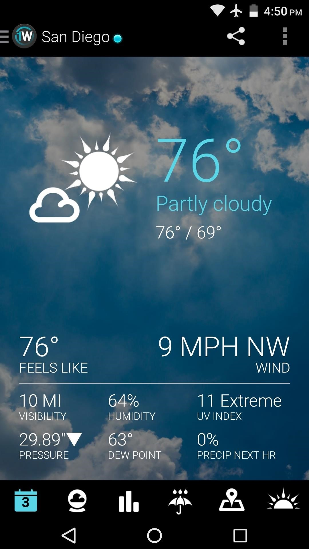 The 7 Best Weather Apps for Android & iPhone