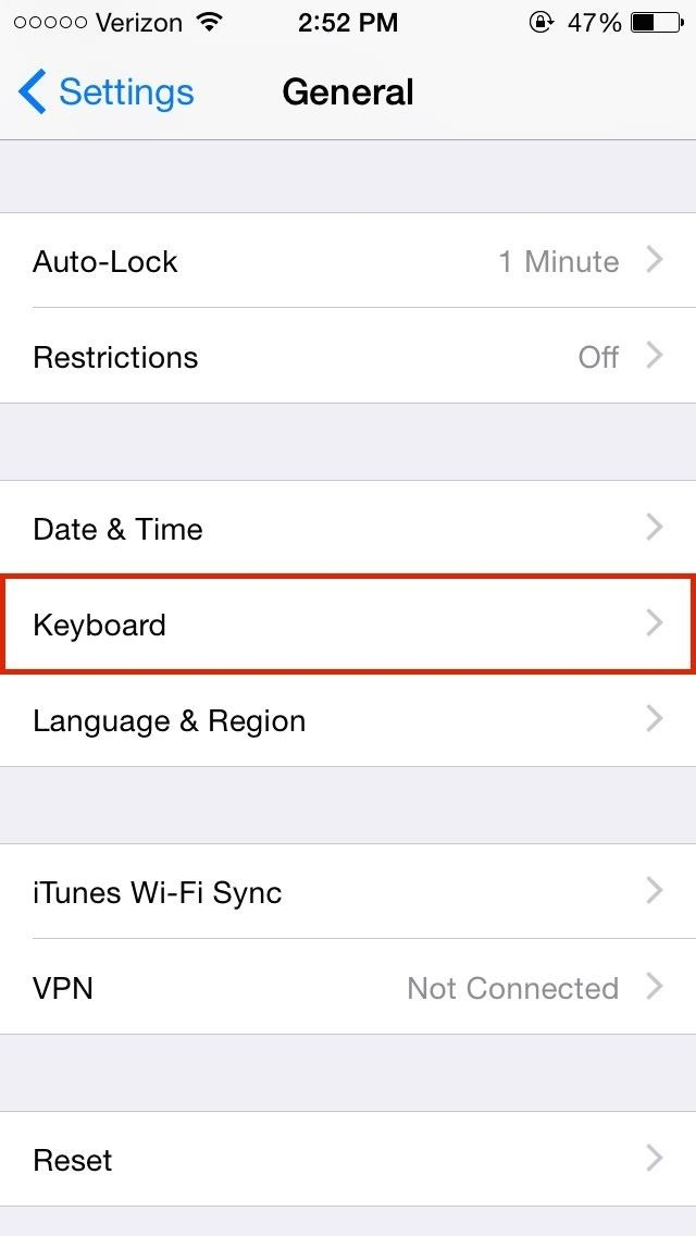 How to Fix Autocorrect Bugs & Fails in Your iPhone's Stock Apple Keyboard