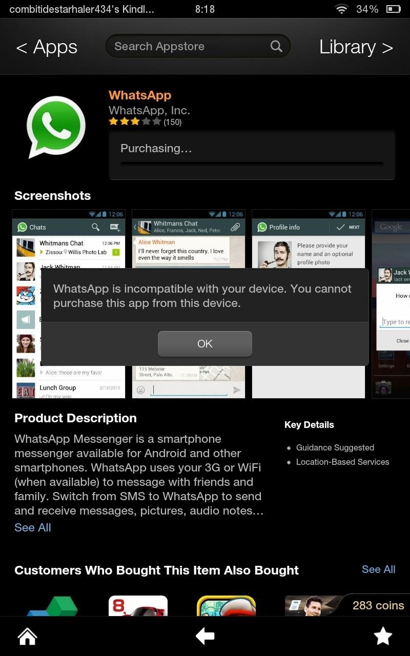 how can i download whatsapp in app store