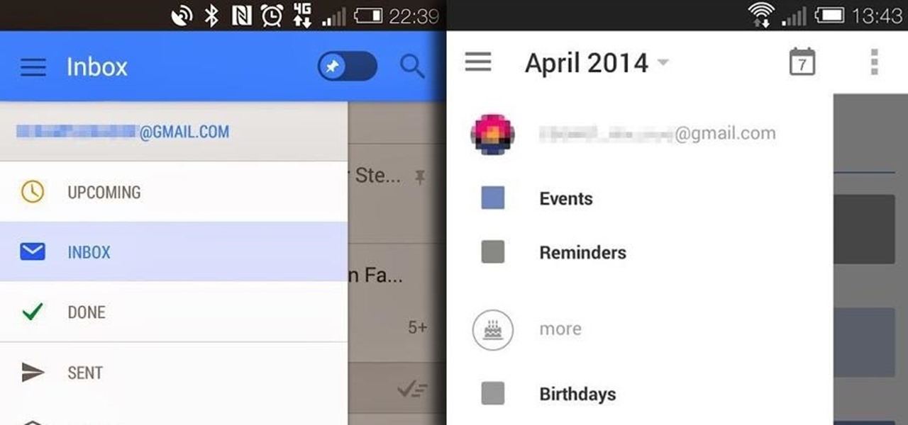 New Google Calendar & Gmail Apps May Be Just Around the Corner