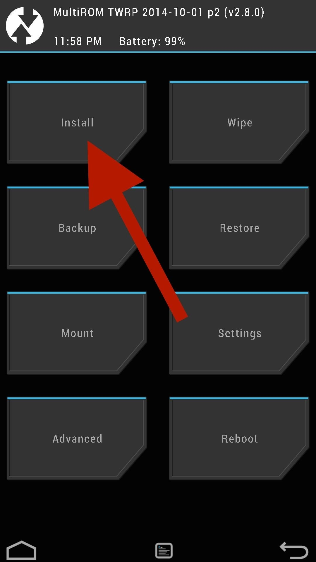 Unlock the Hidden SuperUser App in CyanogenMod 11S on Your OnePlus One