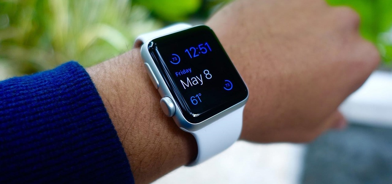 Change the Display Orientation & Digital Crown Position on the Apple Watch
