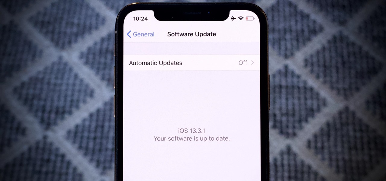 News: Apple Releases iOS 13.3.1 Developer Beta 3 for iPhone