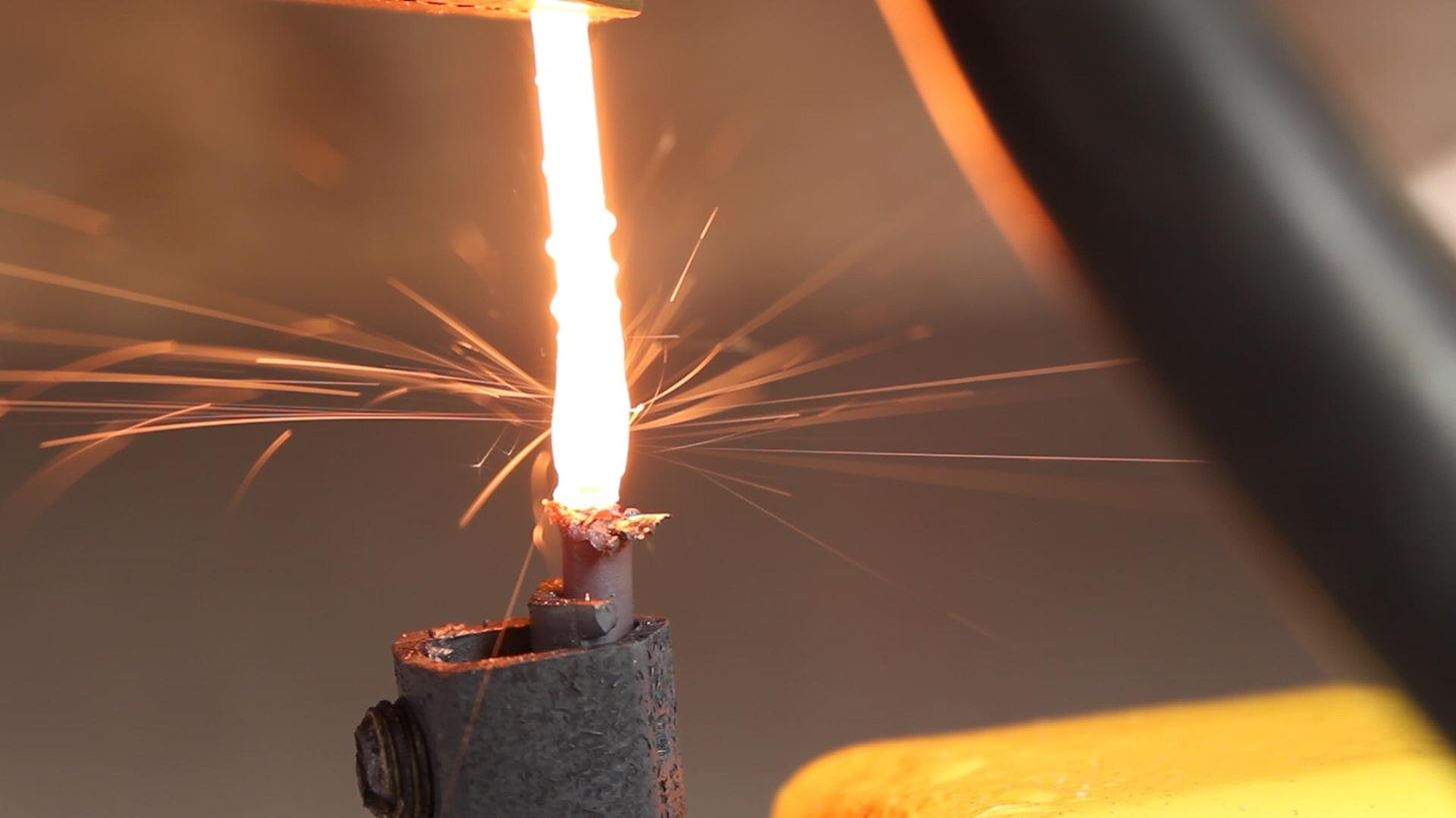 How to Make a Spot Welder for Cheap!