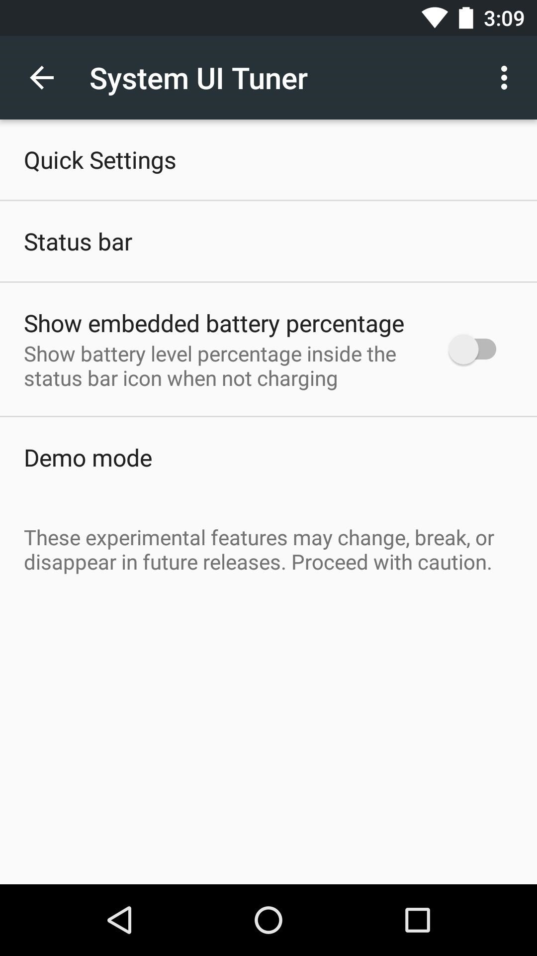 How to Enable the Hidden System UI Tuner Menu in Android Marshmallow