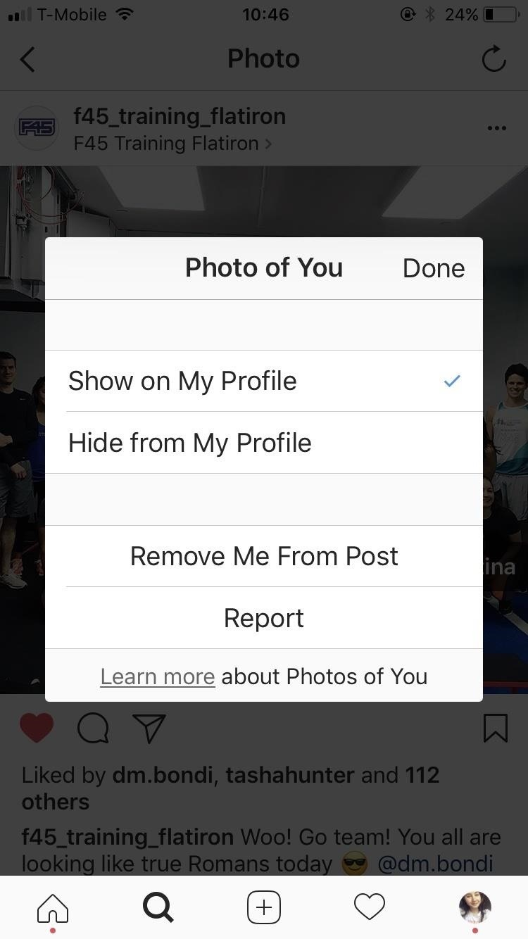 Instagram 101: How to Remove Yourself from a Tagged Photo on Instagram