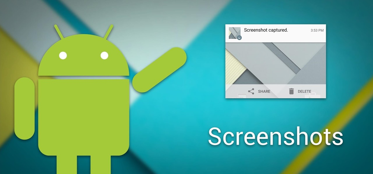 Android Basics: How to Take a Screenshot on Any Phone or Tablet