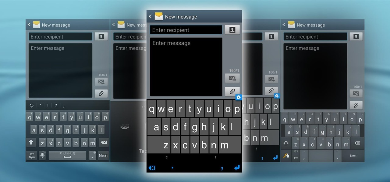 Type More Accurately & Efficiently on Your Samsung Galaxy S3 with WordWave's Intelligent Keyboard