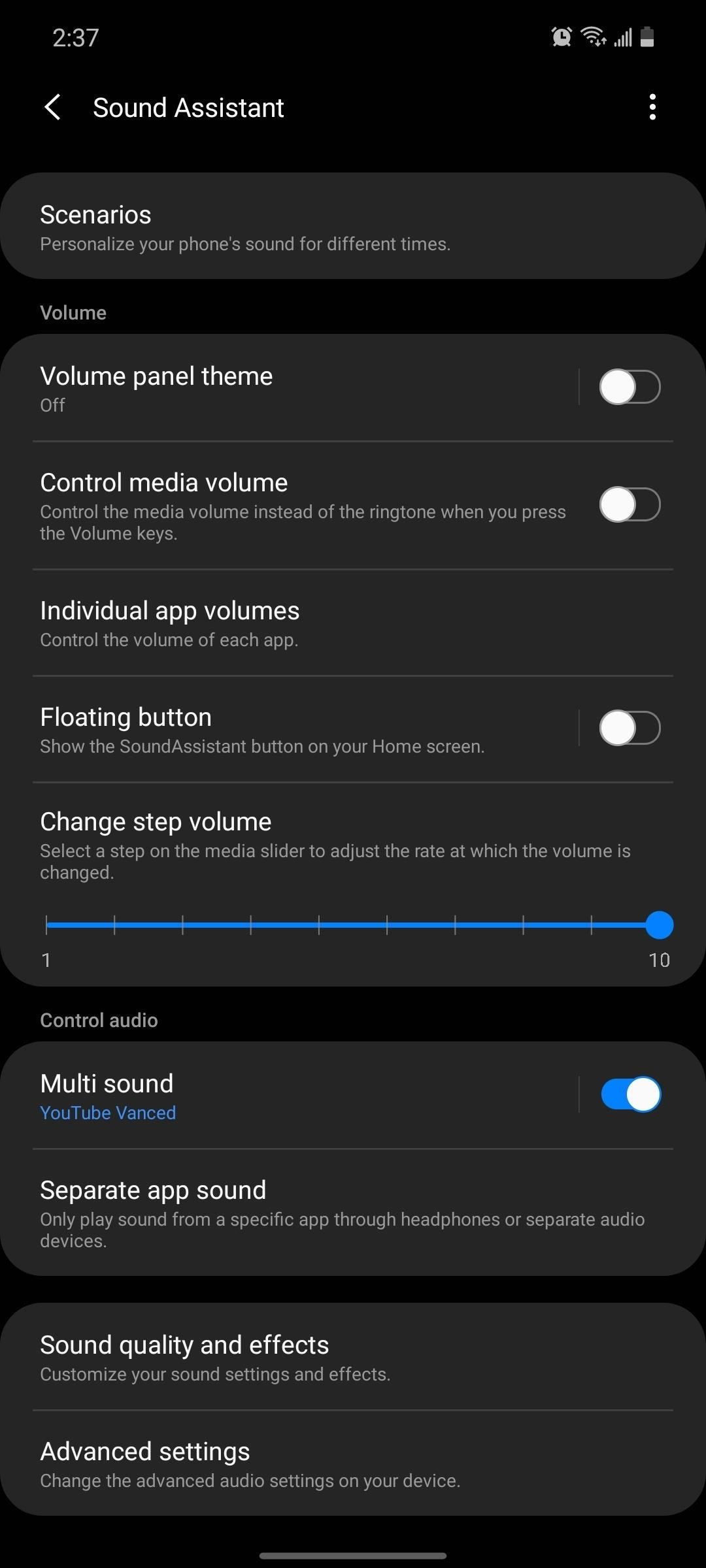 How to Increase the Number of Volume Steps on Your Galaxy Note 20