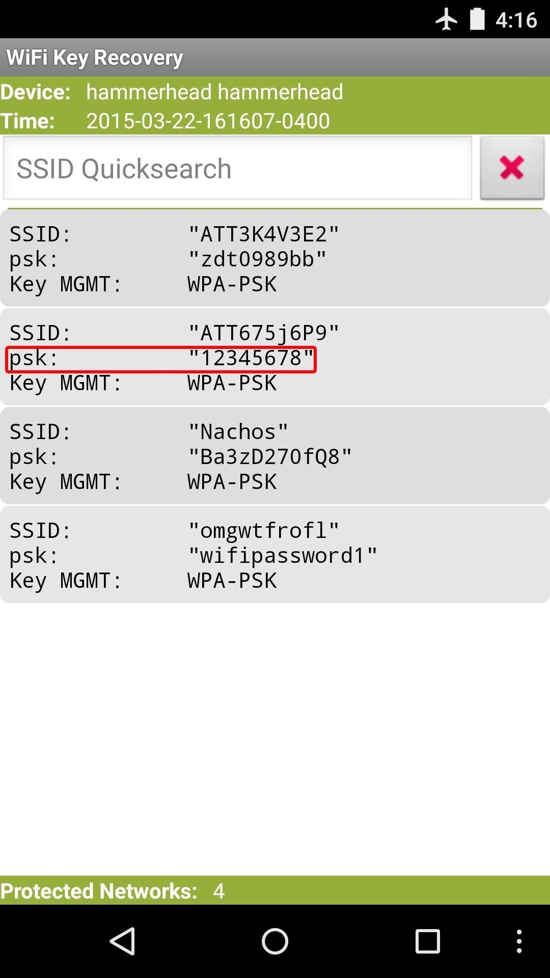 How To See Passwords For Wi Fi Networks You Ve Connected