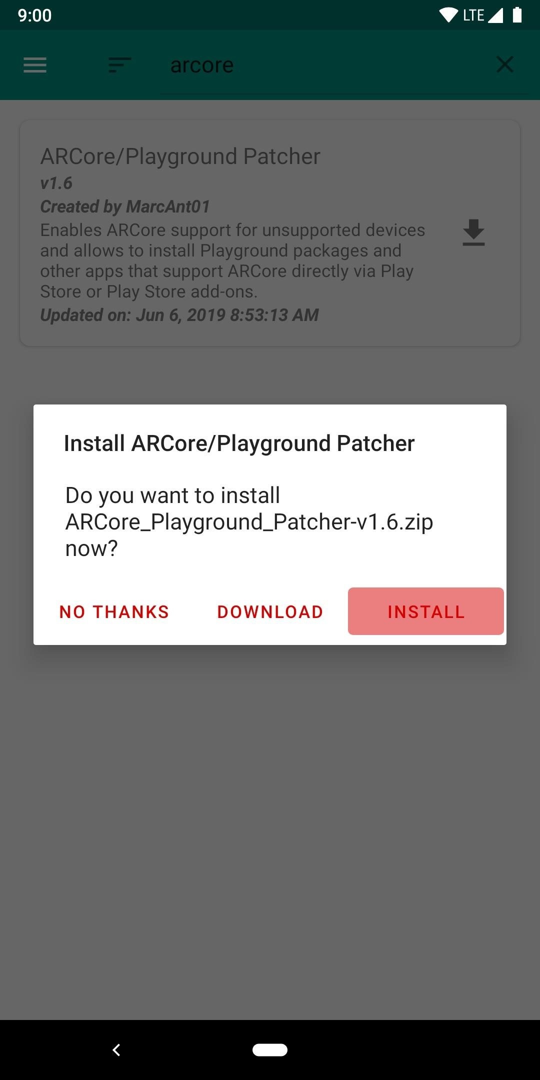 How to Enable ARCore on Any Android Phone