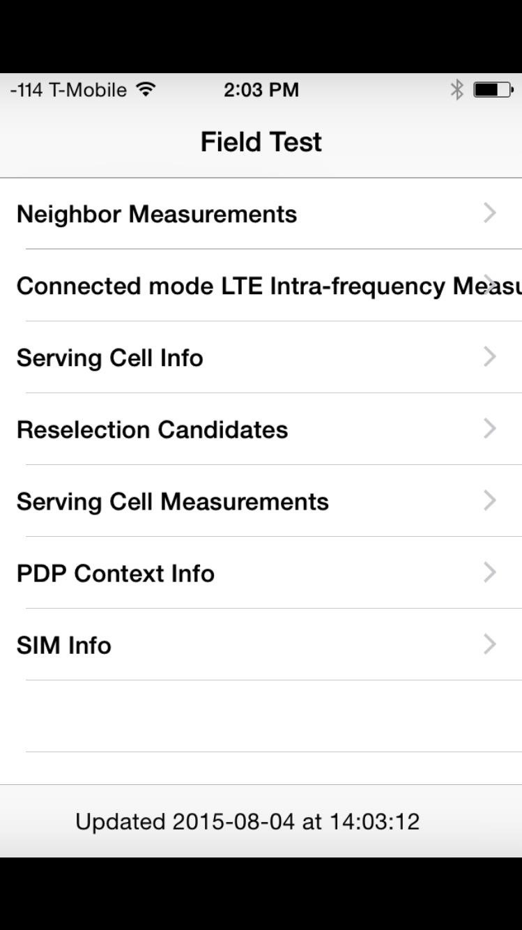 Unlock a Hidden Network Strength Meter for Your iPhone's Status Bar