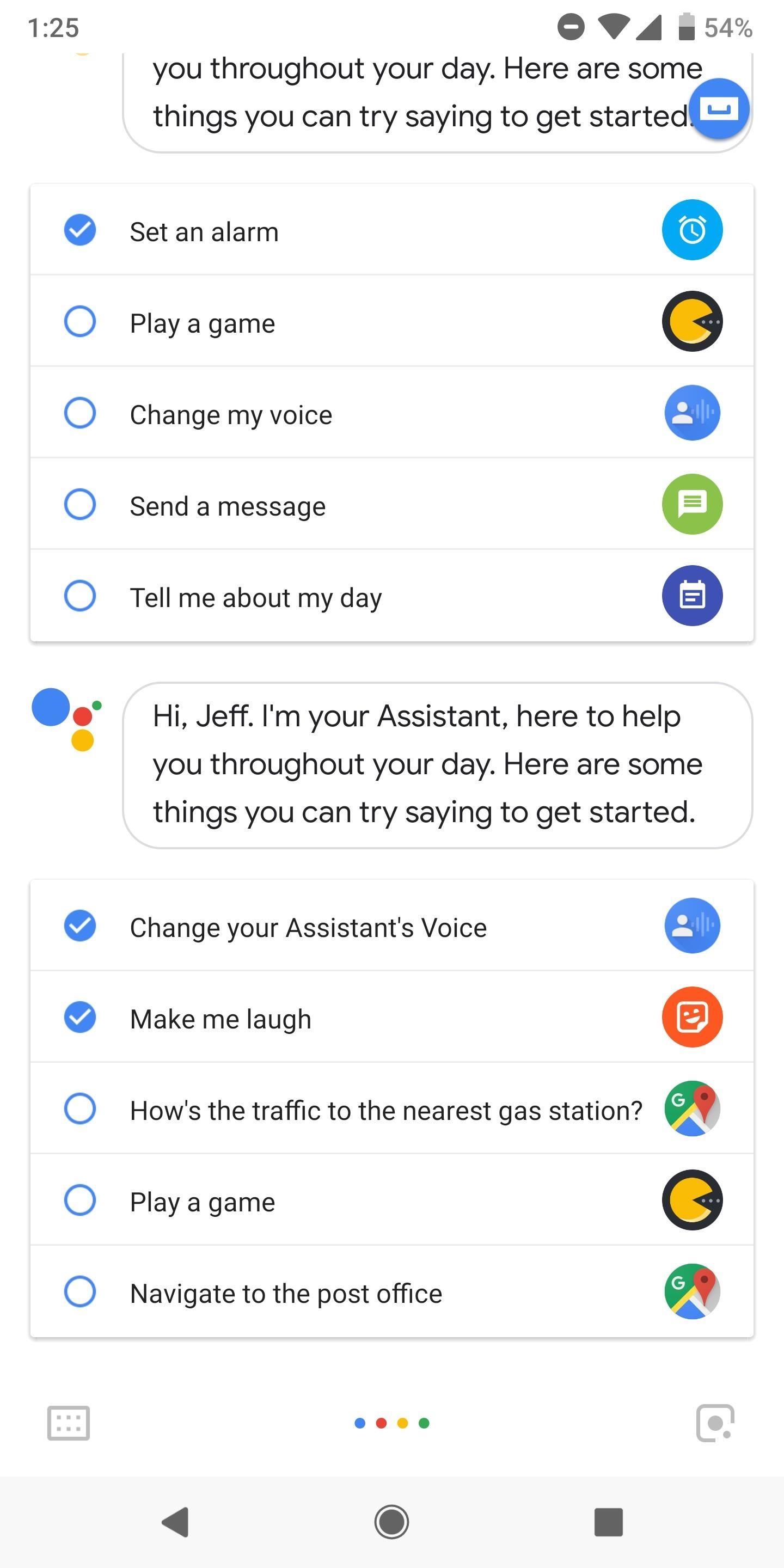 How to Check Your Google Assistant History on Mobile