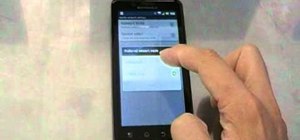 Fix a Motorola Droid Bionic activation problem on Verizon Wireless