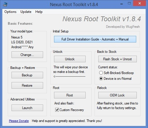 How to Root Android L—The Easy Way