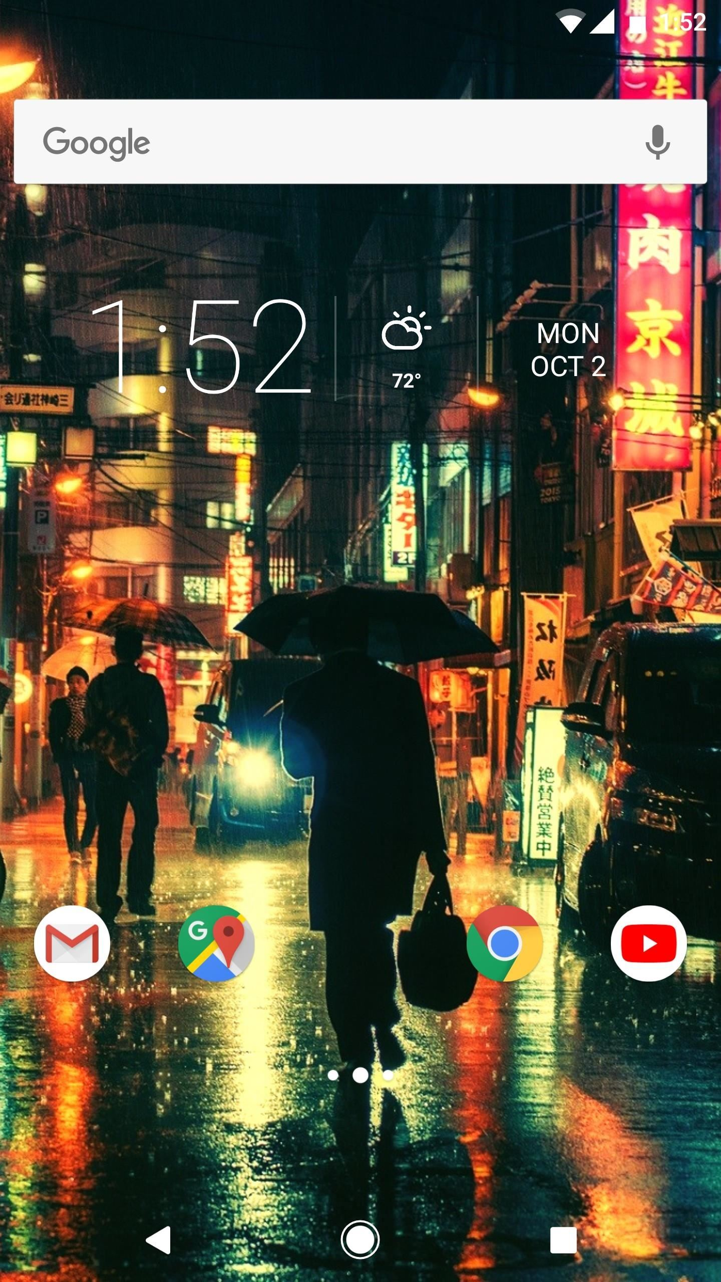 How to Get the Pixel 2's New Google Search Widget in the Dock Using Nova Launcher
