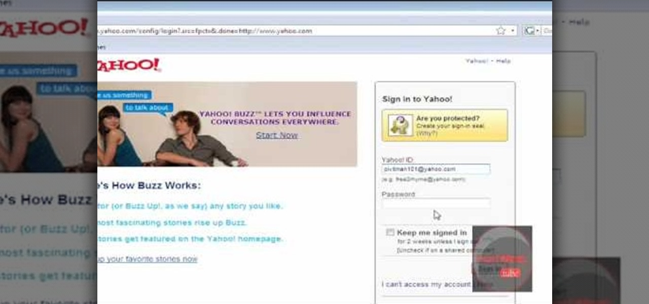 How To Change Your Email Address On Youtube Internet Gadget Hacks