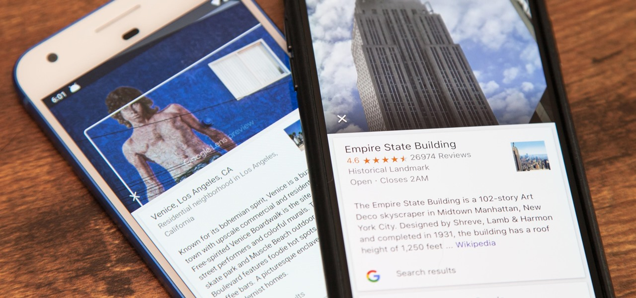 How to Use Google Lens to Identify Landmarks in Your Images