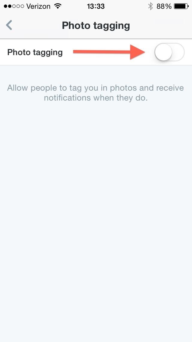 How to Prevent People from Tagging You in Photos on Twitter