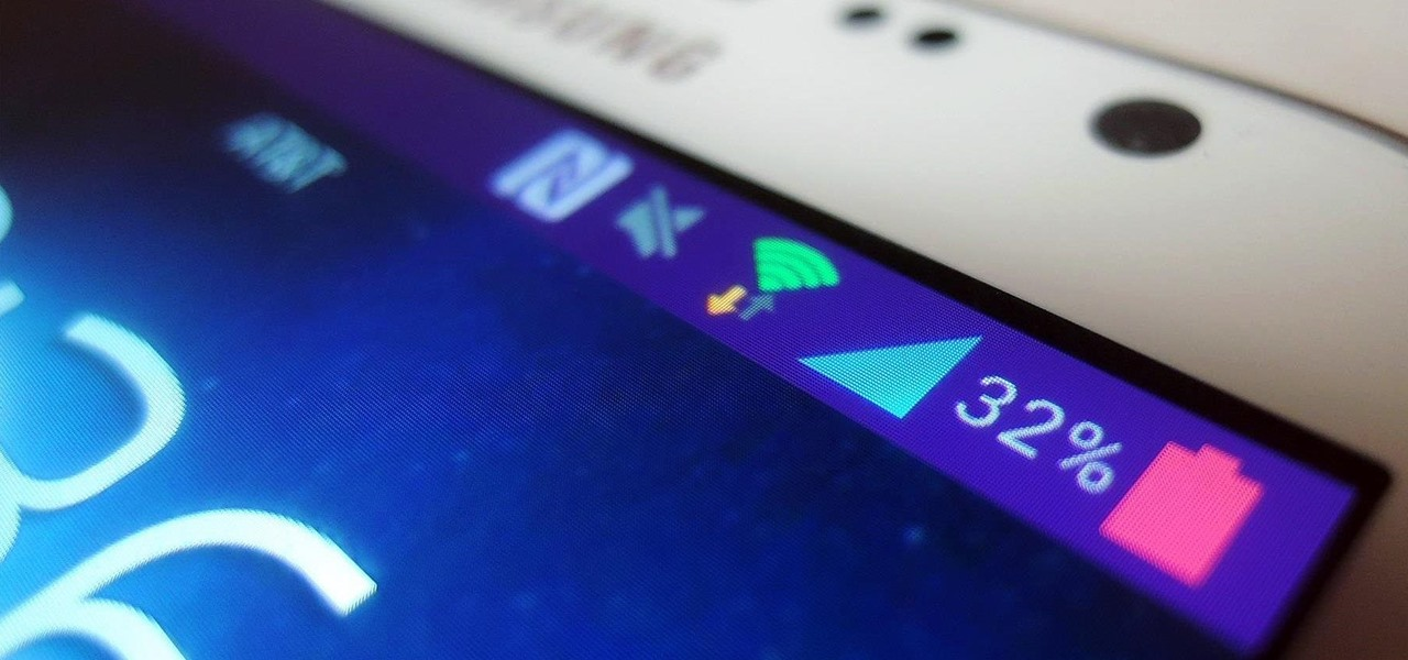 Customize the Crap Out of Your Samsung Galaxy Note 2's Status Bar