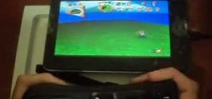 Play N64 games on your Dropad A8 with N64oid emulator and a Wiimote