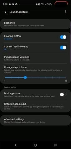 Make Your Headphones Always Control Your Favorite Music App on Your Galaxy